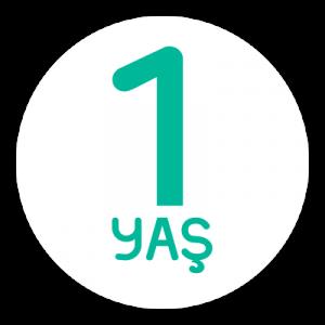 1 Yaş