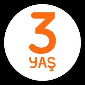3 Yaş