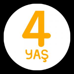 4 Yaş