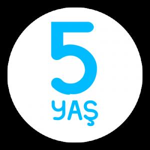5 Yaş