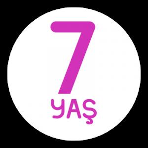 7 Yaş
