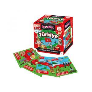 brainbox türkiye türkçe örnek kartlart