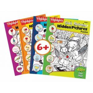 hidden pictures 4lü set gizli resimler, hidden pictures 6 yaş, hidden pictures 7 yaş