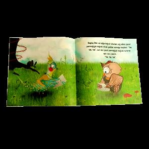 güfteci lori ve besteci bibi melda kılıç hikaye kitabı